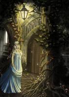 Forgotten Goddess by Doberlady