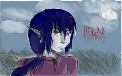 Hideki by toykofruit123