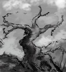 The Tree by wayfarerpg