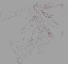 High Priestess by wayfarerpg