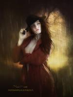 lady... by mirandaarts