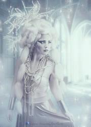 lady blue... by mirandaarts