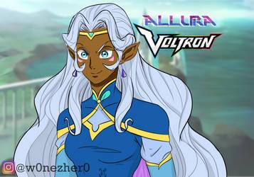 Allura colored by Bonezkd