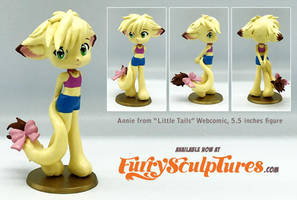 Annie (from Little Tails) Figure by bbmbbf