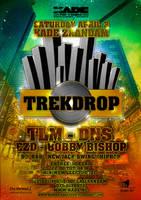 Trekdrop Poster by DeGraafCreativity