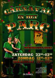Carnaval at Parc Breda by DeGraafCreativity