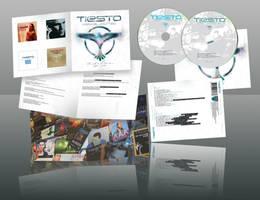 Tiesto - Magikal Journey by DeGraafCreativity