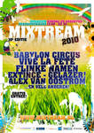 Mixtream Festival by DeGraafCreativity