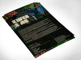Kwis and AC artist portfolio by DeGraafCreativity