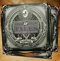 Jonas Steur - Tales EP 1 of 4 by DeGraafCreativity