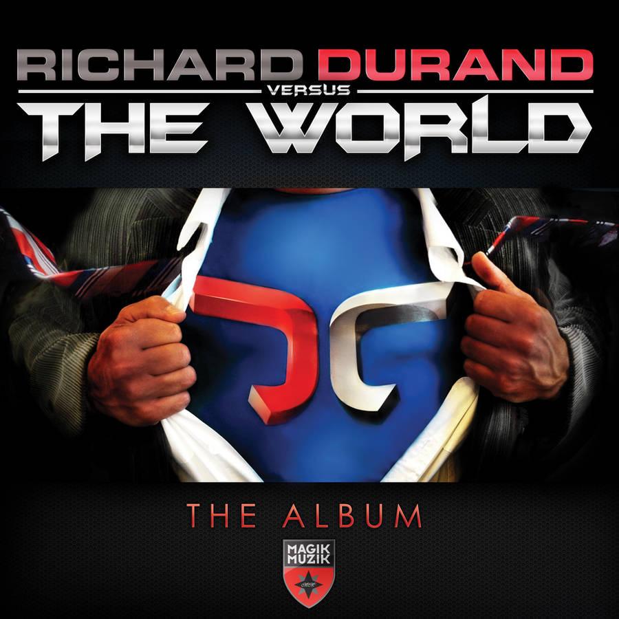 Richard Durand Vs. The World by DeGraafCreativity