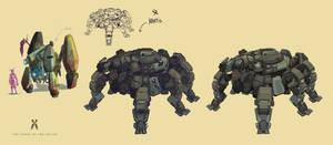 Armatis - Concept Art by BacusStudios