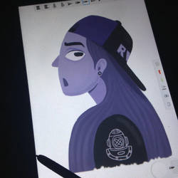 Sketch 2 by twistedrhye