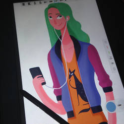 Sketch 3 by twistedrhye