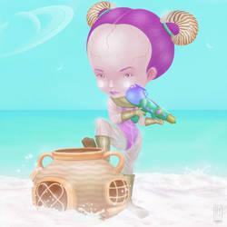 Aquarius by twistedrhye