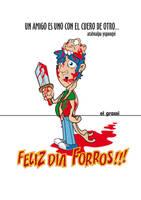 FELIZ DIA DEVIANATOS by JAGRASSI