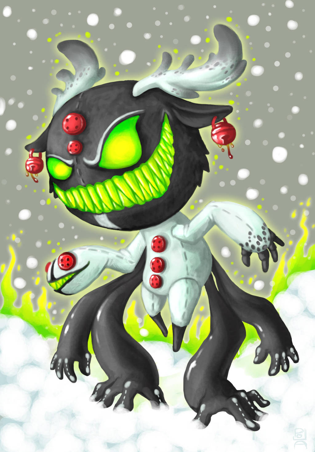 Doll Devil : X'mas by polawat