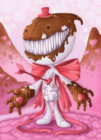 Doll Devil : Valentine by polawat
