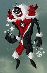 Santa Claw by polawat