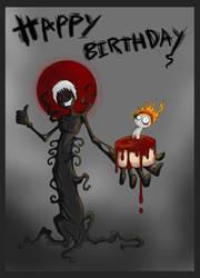 Happy Birthday by polawat
