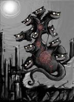 Snapper demon version by polawat