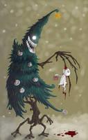 Chrismas tree by polawat
