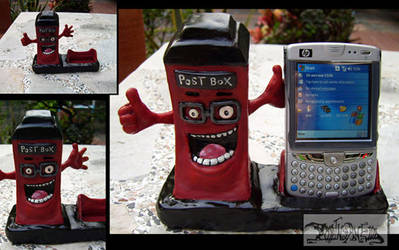 Post Box : Commission by polawat