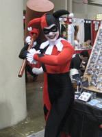 Harley Quinn by wfbarton