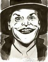 Joker by wfbarton