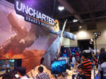 Uncharted 3 Booth by wfbarton