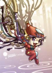 Pepper Wings by PepperProject
