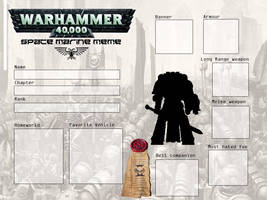 Warhammer 40k meme by orcbruto