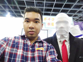 [EVENT] Slenderman in Malaysia by Lyle127A