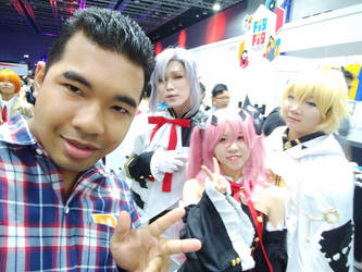 [EVENT] Meet ONS cosplay by Lyle127A