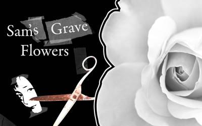 Sam's Grave Flowers by llub3r