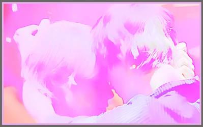BJ in Pink Flash by natkinnat