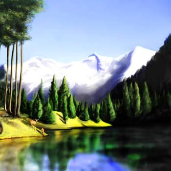 Landscape by geovanialdrighi