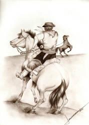 Gaucho by geovanialdrighi