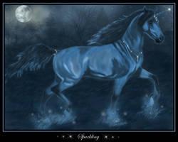 Guardian of Lightnings by Liaram
