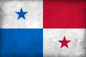 Grunge Flag of Panama by pnkrckr