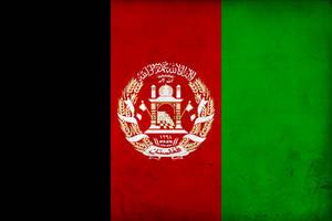 Grunge Flag of Afghanistan by pnkrckr