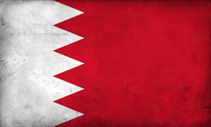 Grunge Flag of Bahrain by pnkrckr