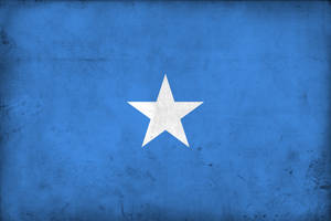 Grunge Flag of Somalia by pnkrckr