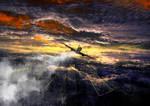 Air Plane by Dye-Evolve