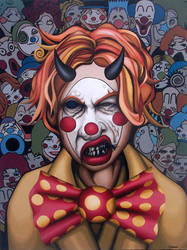 Send In The Clowns by elastogirl