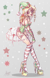 Have a Sexy Holiday 09 by NoFlutter