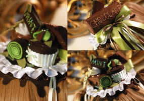 Chocolate Mint by NoFlutter