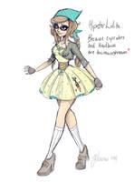 Lolita Hipster by NoFlutter