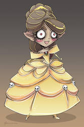 Belle is the Beast by NoFlutter
