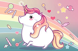Majestic Unicorn by NoFlutter
